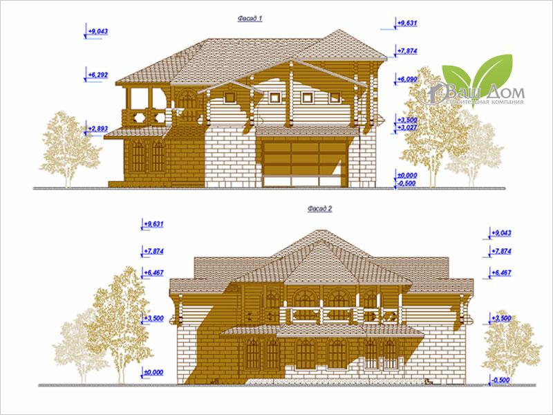 Проект дома Д-359